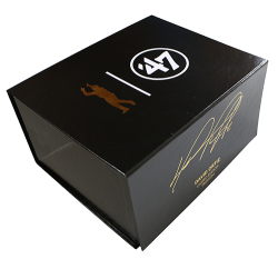David Ortiz Special Edition Retirement Hat Box